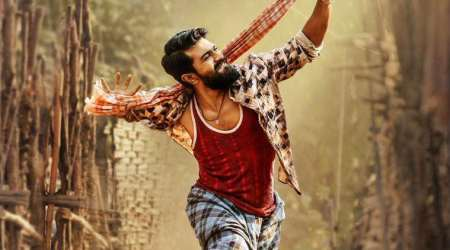Rangasthalam: First look of Ram Charan as Chitti Babu is out, film gets release date
