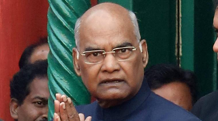 Kovind arrives in Hyderabad for southern sojourn