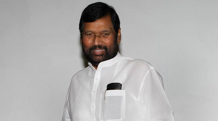 Paswan on Dalit/ST quota in promotion
