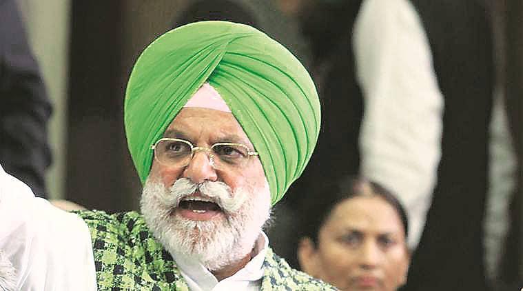 Punjab scam, largescale irregularities, Punjab Irrigation Department, Rana Gurjit, Congress, Indian Express, Indian Express News
