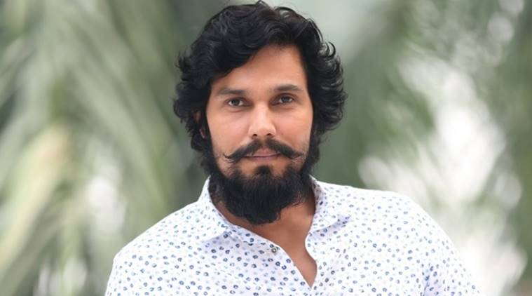 Randeep Hooda as Sultana Daku in his next