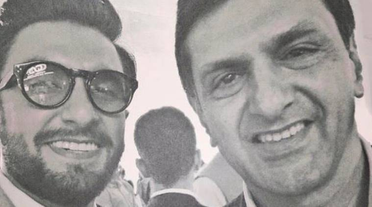 Ranveer Singh Spent The Sunday Bonding With Deepika Padukone's Dad. DEETS INSIDE