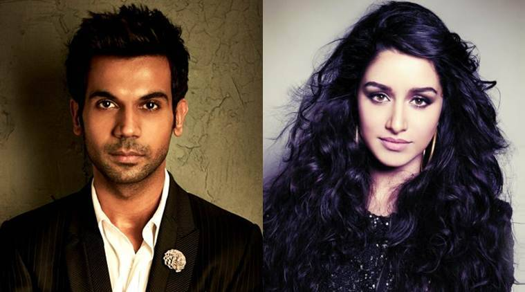 rajkummar rao shraddha kapoor to star in horror comedy