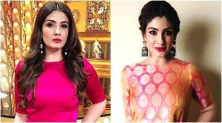 Raveena Tandon oozes glamour in her latest ethnic outfits; see pics