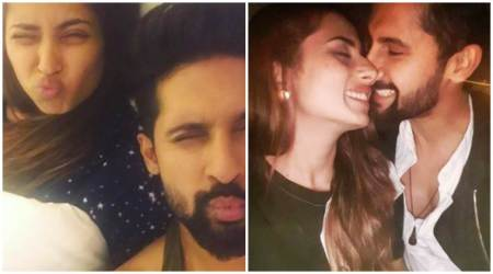 It is Ravi Dubey and Sargun Mehta's fourth wedding anniversary, see their cute anniversary selfie