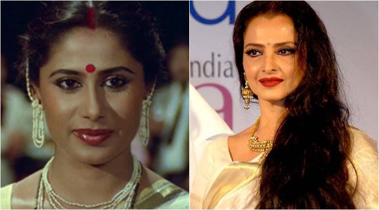 Happy Birthday Rekha The Enduring Fame And Pain Of: Smita Patil Was A Far Better Actor Than Me, Says Rekha