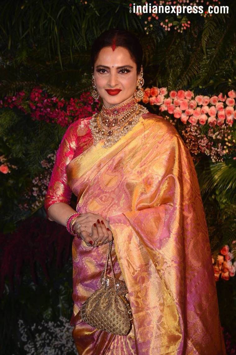 Rekha photos: 50 rare HD photos of Rekha | Entertainment