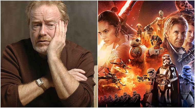 Ridley Scott on Star Wars and Blade Runner 2049