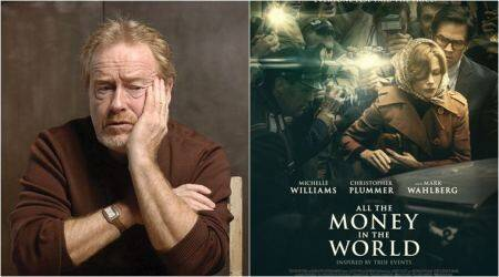 Ridley Scott wasn't 'particularly interested' in directing All the Money in theWorld