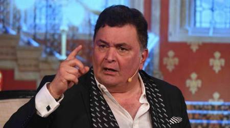 Rishi Kapoor objects to journalists at the launch of a book on Raj Kapoor