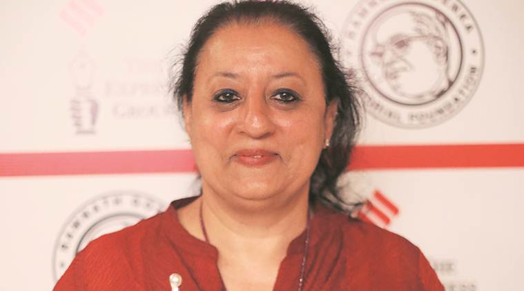 Ritu Sarin wins International Press Institute's award for excellence in journalism