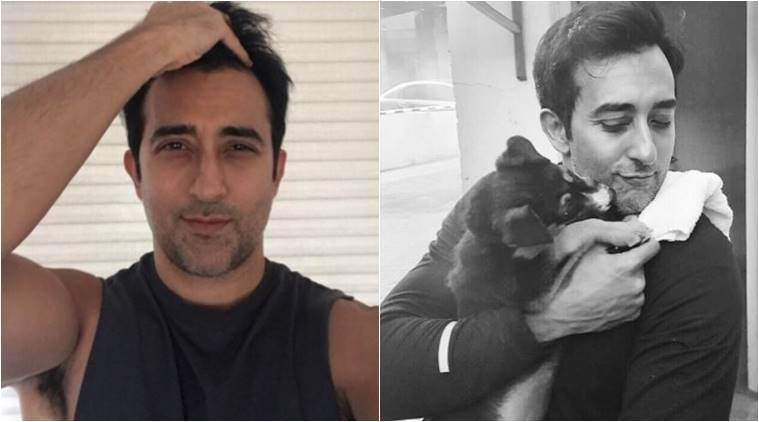 Rahul Khanna is prompt in sharing his pictures on social media