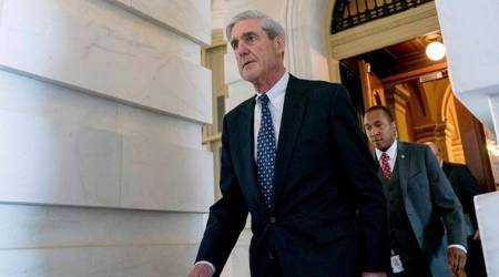 Robert Mueller seeks immunity for five witnesses in Manafort case