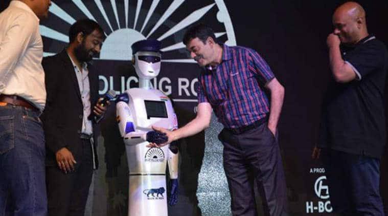 Robocops, artificial intelligence, Hyderabad robocop, machine learning, India's smart cop, 26/11 attacks, Hemant Karkare, video streaming, 24/7 surveillance, autonomous robots