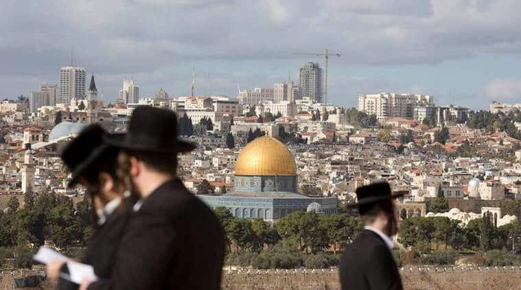 east jerusalem, israel, capital, palestine, world news, indian express