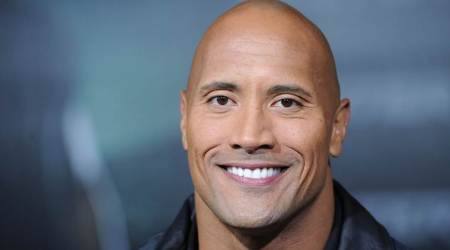 Dwayne Johnson to join the women's harassment protest at Golden Globes