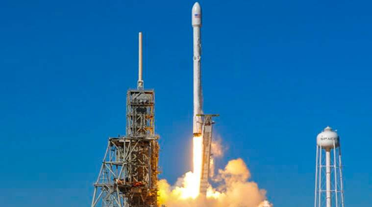SpaceX launches first reusable capsule and rocket