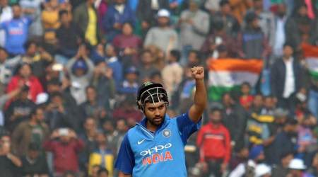 India vs Sri Lanka, 2nd ODI stats: Rohit Sharma equals Sachin Tendulkar, David Warner's record of most ODI 150s