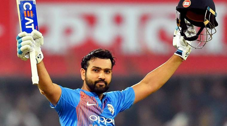 Went Out There And Had Some Fun Says Rohit Sharma About 35 Ball