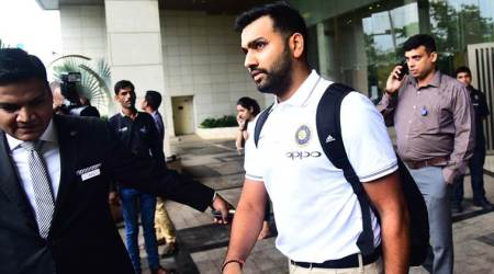 'South African bowling attack is the most lethal,' says Rohit Sharma