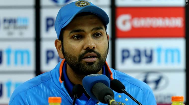 India vs Sri Lanka: It was an eye-opener… We will emerge stronger, says  Rohit Sharma after Dharamsala defeat | Sports News,The Indian Express