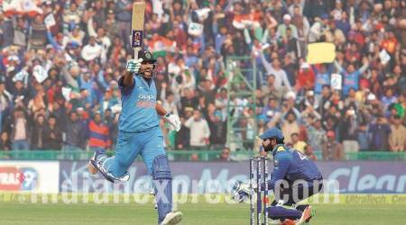 India vs Sri Lanka, 2nd ODI: Rohit Sharma, the one-day wonder