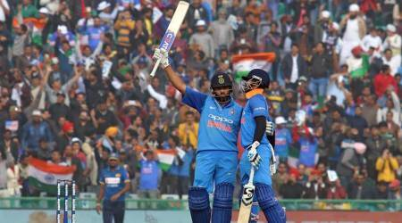 I don't have power like AB de Villiers, Chris Gayle, MS Dhoni... have to manipulate field: Rohit Sharma