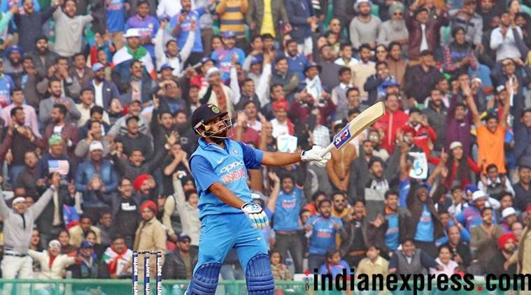 I don't have power like Dhoni and Gayle, says Rohit Sharma