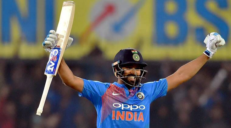 List of records Rohit Sharma created with his magnificent 35-ball hundred