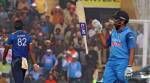 Rohit Sharma's 208 powers India to 141-run win over Sri Lanka