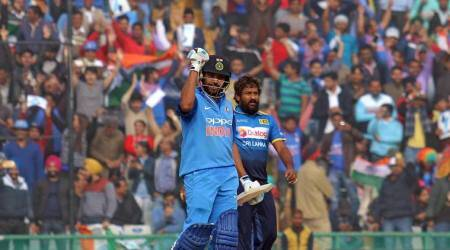 Break-up of Rohit Sharma's three double centuries: The second half is the better half