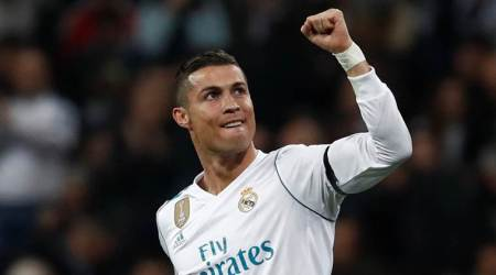 Cristiano Ronaldo wins fifth Ballon D'Or, equals Lionel Messi's record