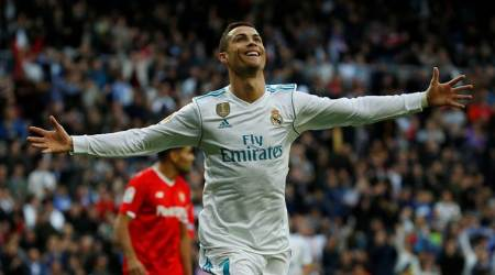 Zinedine Zidane praises Cristiano Ronaldo after 'perfect week' for the Portuguese