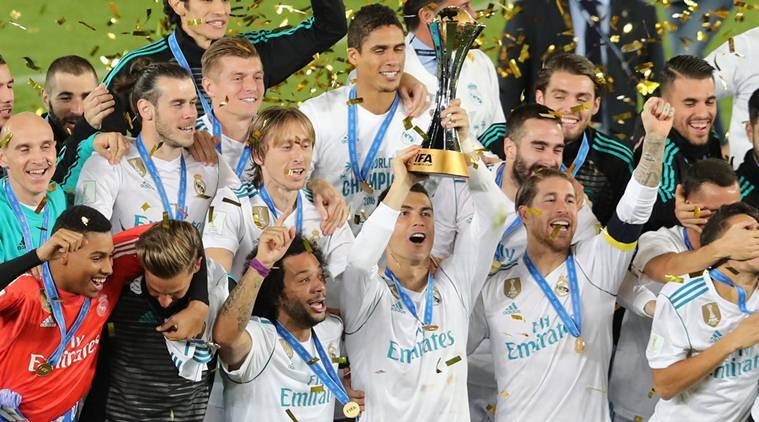 Cristiano Ronaldo steers Real Madrid to Club World Cup title