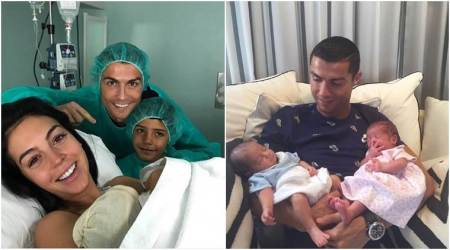 Cristiano Ronaldo's posts among most liked on Instagram in 2017