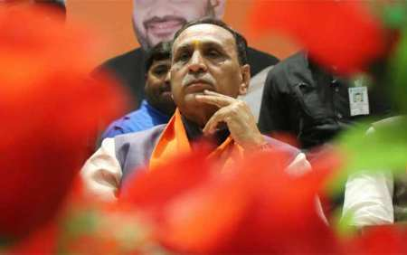 Vijay Rupani to take oath in Gandhinagar today, PM Modi to attend ceremony
