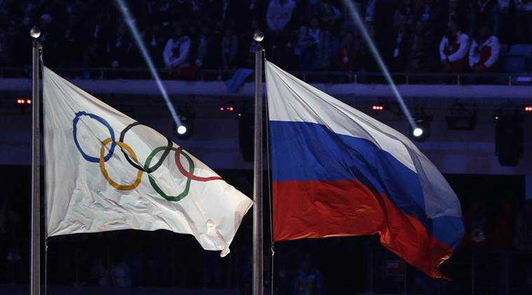IOC reveals guidelines, logo for Russian Olympic athletes