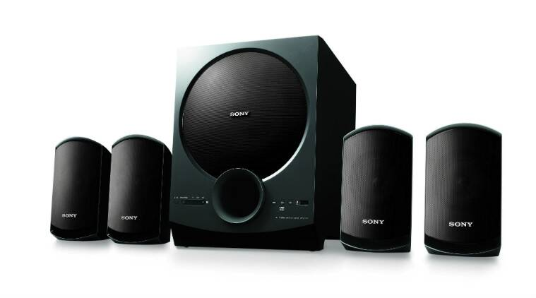 Sony launches SA-D40 and SA-D20 speaker systems, price start at Rs 7,490