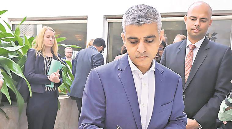 London mayor, Sadiq Khan, London mayor in India, colonia-era massacre, Jallianwala Bagh, Jallianwala Bagh massacre, India-Britain, India news, indian express news