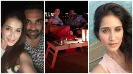 Sagarika Ghatge and Zaheer Khan's honeymoon photos, videos update from the beaches of Maldives