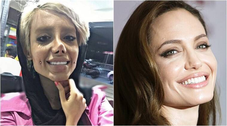 Woman 'has 50 surgeries' to look like Angelina Jolie
