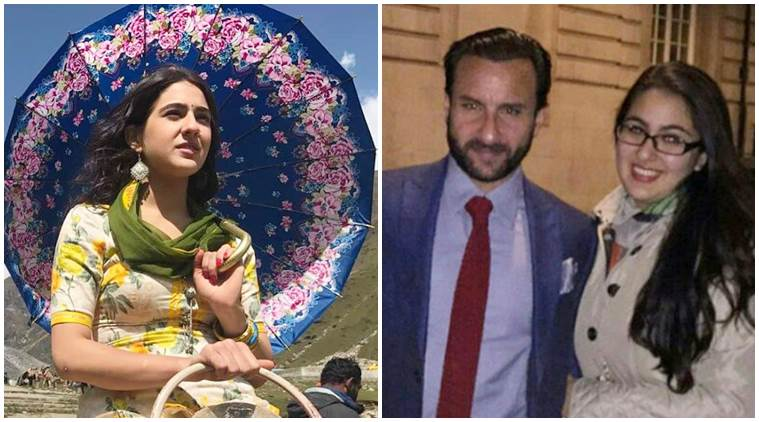 Saif Ali Khan on daughter Sara Ali Khan's Kedarnath: It ...