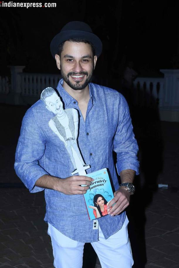 soha ali khan's husband kunal kemmu on her debut book
