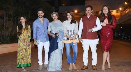 Sharmila Tagore at The Perils of Being Moderately Famous launch: Maybe Soha can write mybook