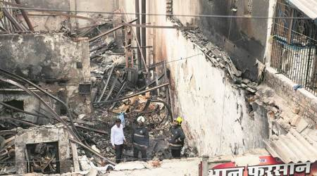 Sakinaka shop fire: Police probe if minor boy among victims was a worker or a visitor