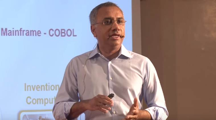 Salil S Parekh appointed new Infosys CEO & MD