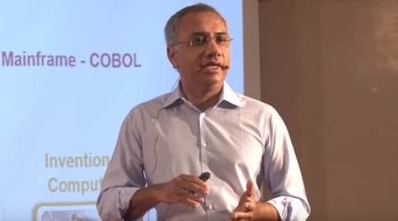 Salil Parekh to take over as new Infosys CEO and MD in January