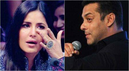 Salman wipes off Tiger Zinda Hai co-star Katrina's tears in the sweetest way on Dance Champions