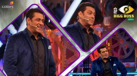 salman khan shoots for bigg boss 12
