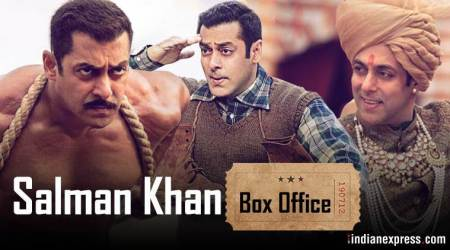 Before Tiger Zinda Hai, here's how Salman Khan's last five films have performed at the box office